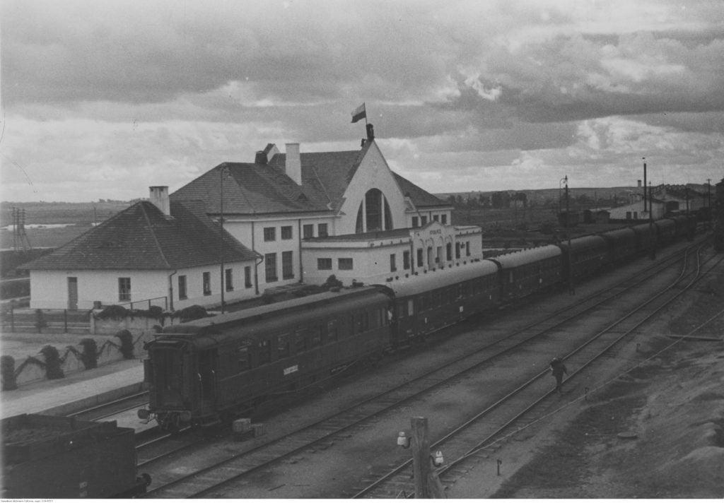 Stołpce, 10 lutego 1940. Deportacja Polaków z Kresów